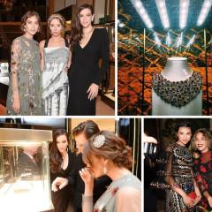 Liv Tyler & Bulgari Host A Night Of Roman Inspiration