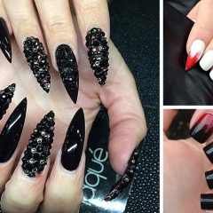 10 Halloween-tastic Nail Art Ideas