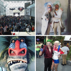 Instagram Round Up: New York Comic Con 2015