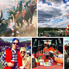 The Hunt 2015: The Best Instagram Moments From The Far Hills Race Meeting