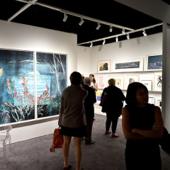 Inside The IFPDA Print Fair VIP Preview