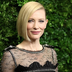 Cate Blanchett Is Honored At The MoMA's 8th Annual Film Benefit