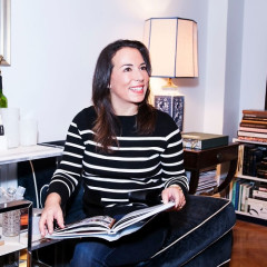 Editrix Extraordinaire Samantha Yanks On Creating Her Perfect NYC Home