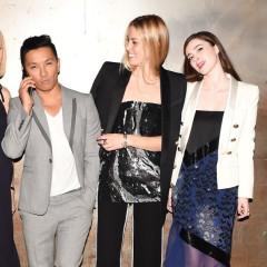 Christina Ricci & Prabal Gurung Attend The New Museum's Next Generation Dinner
