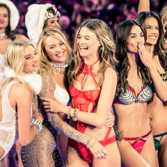 Victoria's Secret Fashion Show 2015: Gigi, Kendall & Selena Gomez Take To The Runway
