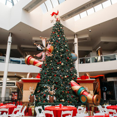 Inside The Shops At Montebello Kidgits Breakfast With Santa