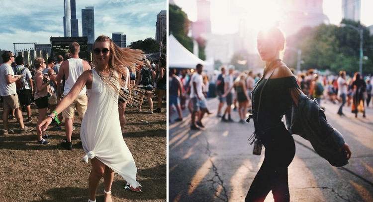 Chicago Style: The Best Looks At Lollapalooza 2016