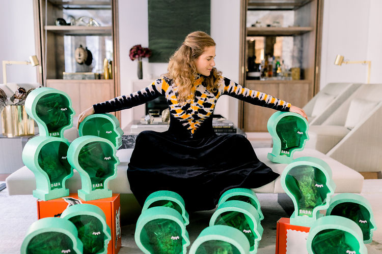 How Claire Distenfeld Olshan Went From Designer Fashion To Surrealist Snacks