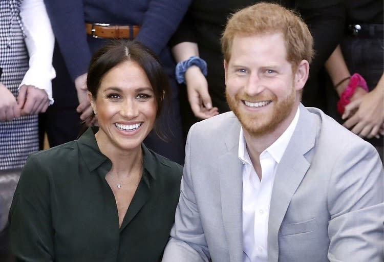 Meghan Markle Is Pregnant! AHHHHHHH