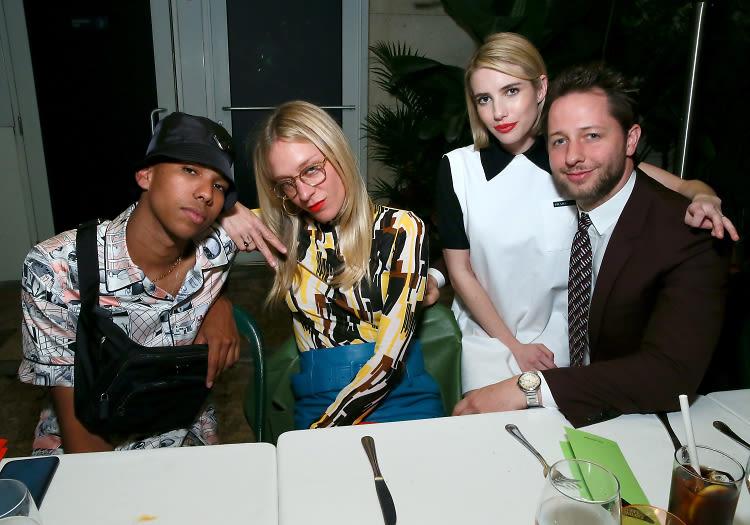 Prada's Art Basel Hub Brings Out Kanye West, Chloe Sevigny & More