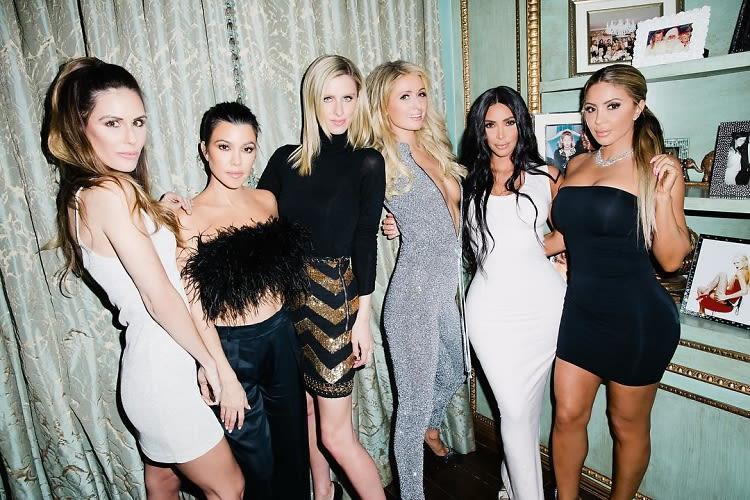 Paris Hilton Celebrated Her Birthday On A Stripper Pole