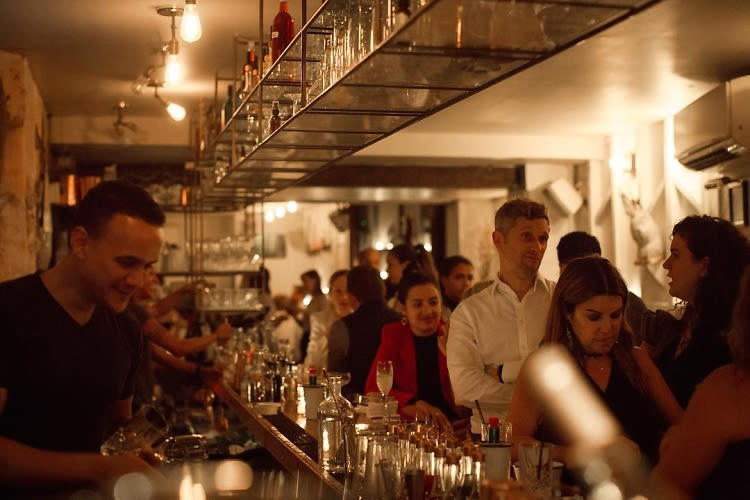 The Best Happy Hour Spots For A First Date In NYC