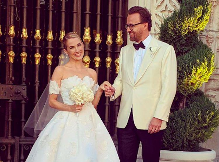 Amanda Hearst Marries In True Heiress Fashion