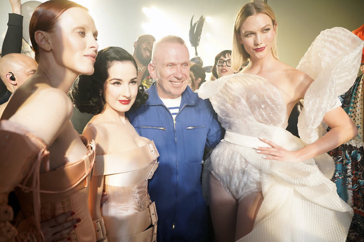 After 50 Years, Jean Paul Gaultier Takes His Final Bow At Paris Couture Week
