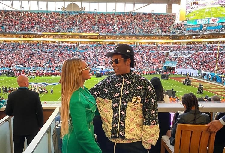 All The Celebrities You Missed At Super Bowl LIV