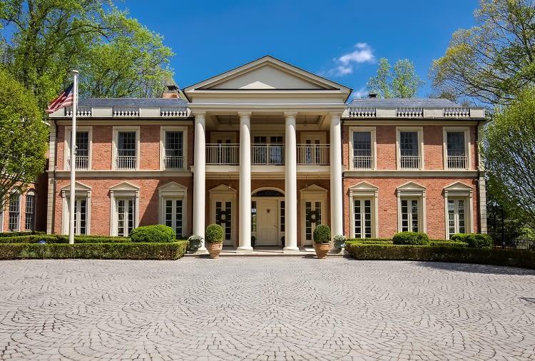 Inside Joe Biden's $4.7 Million Virginia Mansion, Which Looks Like A Mini-White House