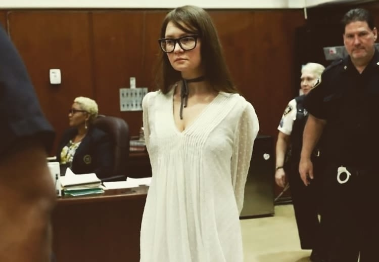 Anna Delvey Is Getting Out Of Prison Early, Just In Time For Her Netflix Series