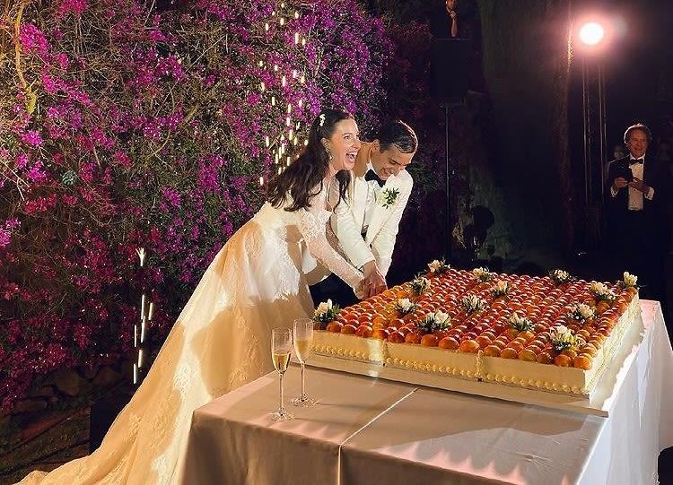 Inside Fashion Heiress Paola Fendi's Glamorous Ibiza Wedding