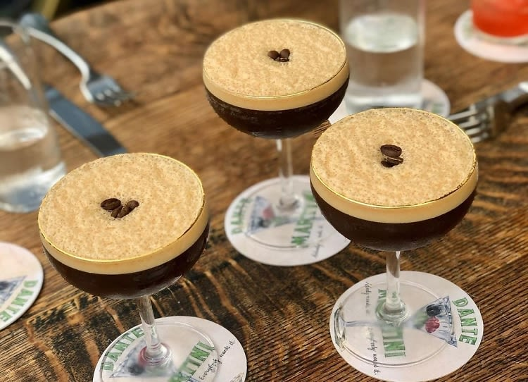 The Absolute Best Espresso Martinis In Town, According To New Yorkers