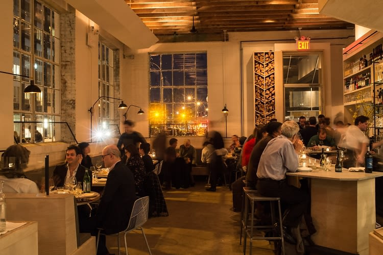 The Fanciest Spots To Dine Out In Williamsburg
