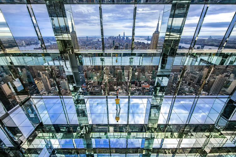 SUMMIT One Vanderbilt, NYC's Epic New Observation Deck, Is Officially Open!
