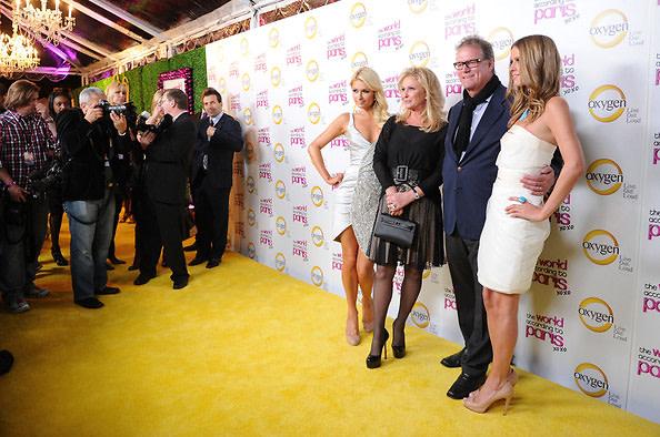 Paris Hilton Nicky Hilton Kathy Hilton Rick Hilton
