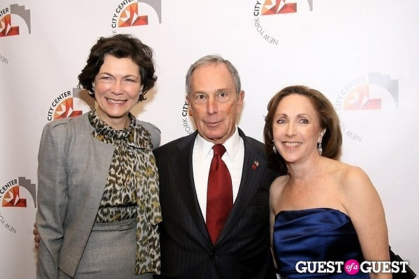 Michael Bloomberg Diana Taylor Arlene Shuler