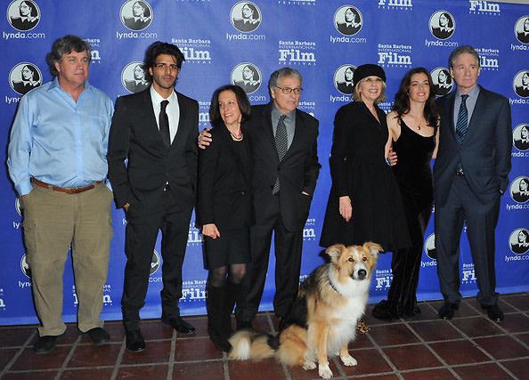 Kevin Kline Tom Bernard Jay Ali Meg Kasdan Lawrence Kasdan Kasey the dog Diane Keaton Ayelet Zurer