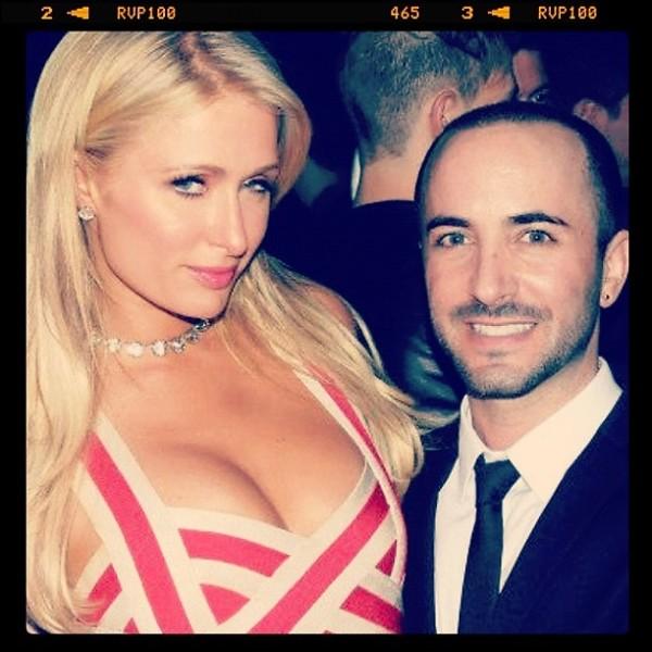 Paris Hilton David Todd