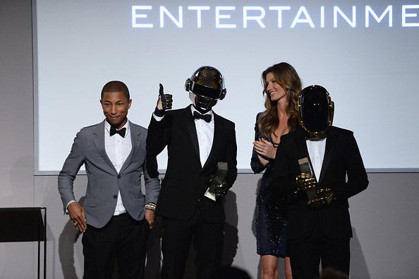 Pharrell Daft Punk