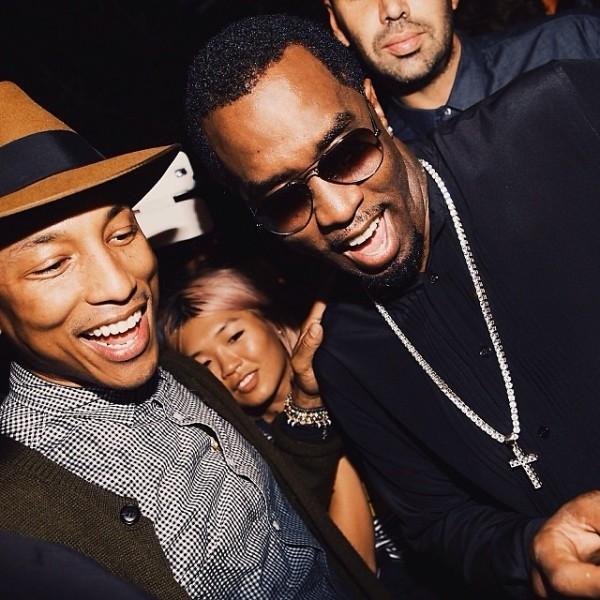 Diddy Pharrell
