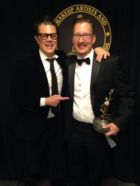 Johnny Knoxville Stephen Prouty