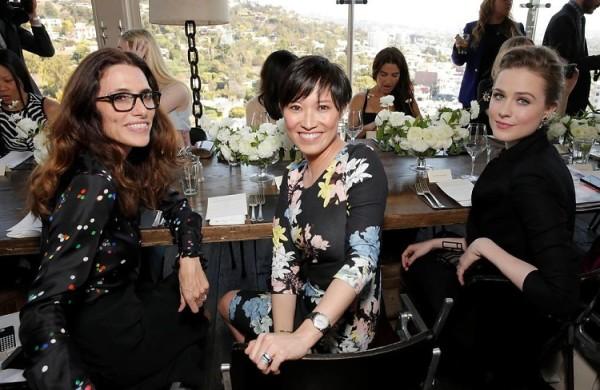 Evan Rachel Wood Sandra Choi Elizabeth Stewart
