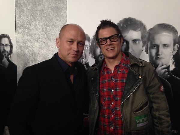 Johnny Knoxville Mike Judge
