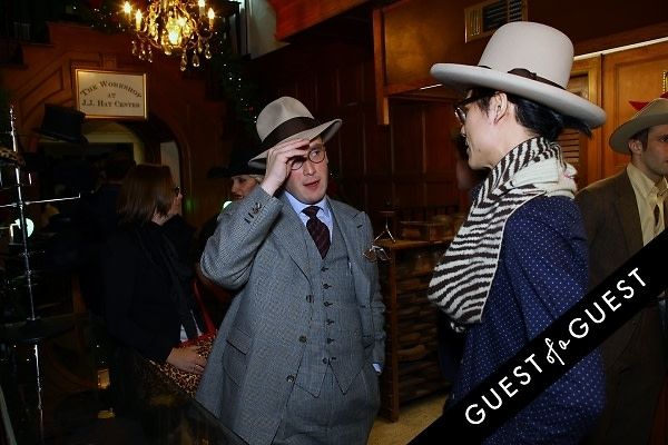 Stetson and JJ Hat Center Celebrate Old New York with Just Another ... 6b8ccb5c4333
