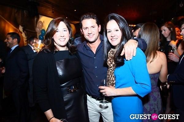 STK\'s 5th Anniversary Party Mehcad Brooks Carrie Keagan Todd English O'Neal McKnight DJ Cassidy