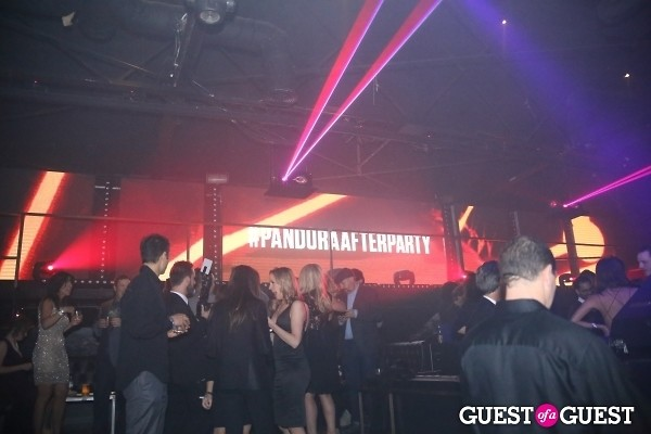 Pandora Hosts After-Party Featuring Adrian Lux on Music's