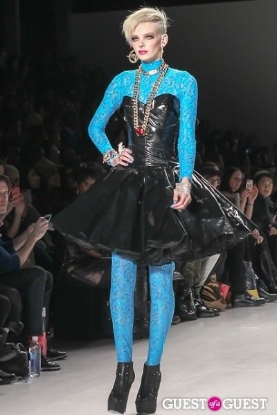 Betsey Johnson MFW Runway Show , Image 32