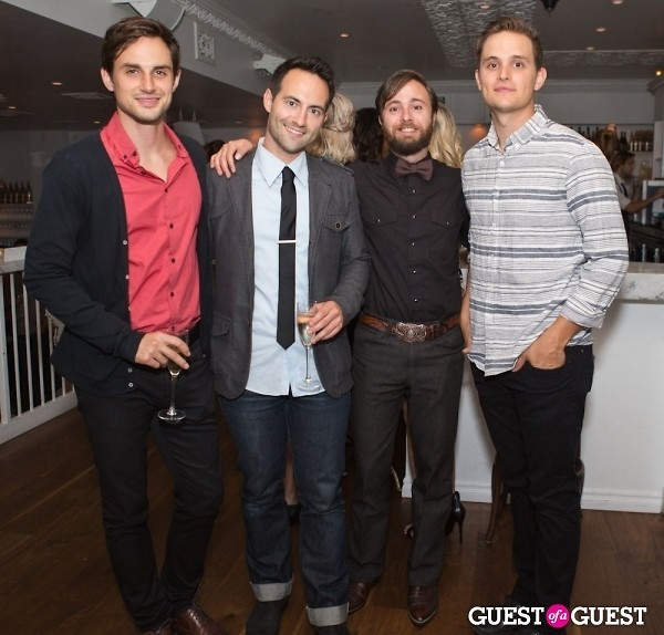 AnAfternoonwith.com\'s 2nd Anniversary Andrew West John Silvis Nhi Nguyen Andi Muise Brendan Hill Tristan Mathews Zack Lively