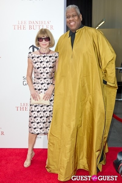 Anna Wintour Andre Leon Talley