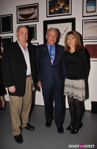Buzz Aldrin Bill Solomon Judy Solomon