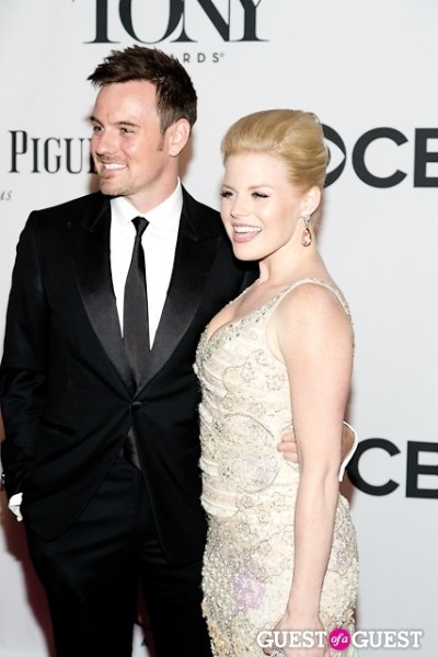 Megan Hilty Brian Gallagher