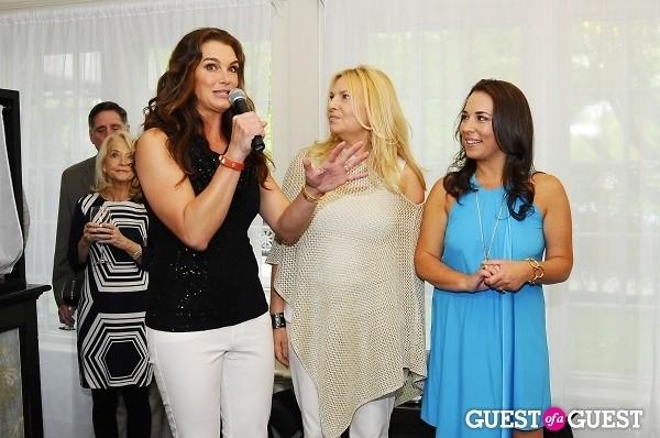 Brooke Shields Debra Halpert Samantha Yanks