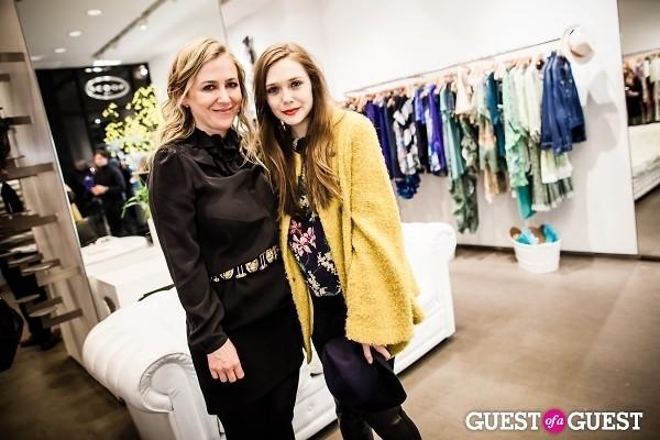 Elizabeth Olsen Cher Coulter
