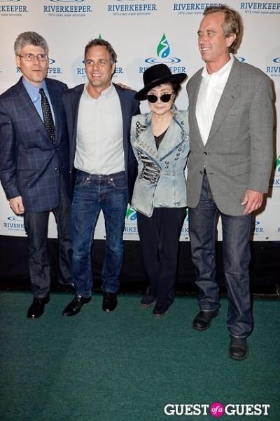 Mark Ruffalo Robert F. Kennedy Jr. Cheryl Hines Yoko Ono