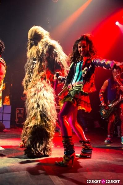 Chewbacca Cherie Martorana David Z
