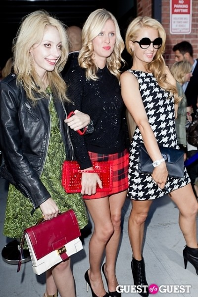 Cory Kennedy Paris Hilton Nicky Hilton