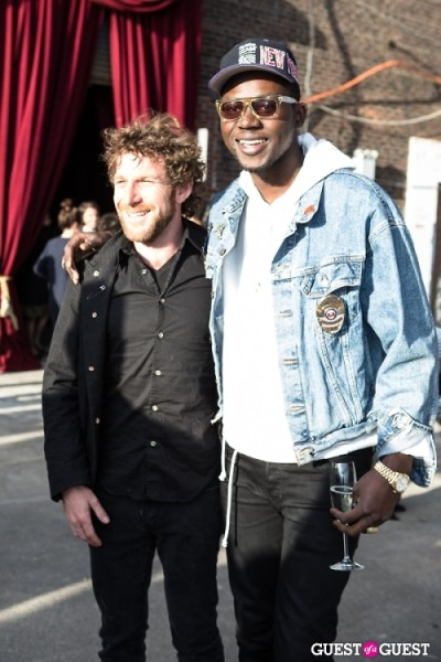 Dustin Yellin Theophilus London