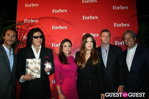 Ben Silverman Bethenny Frankel Khloe Kardashian Gene Simmons Mike Perlis
