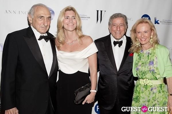 Tony Bennett Jane Hudis George Kaufman Mariana Kaufman